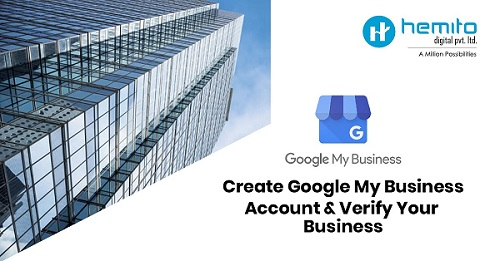 Create Google My Business Account & Verify Your Business